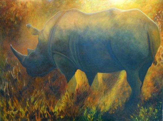 A Rhino's Tale