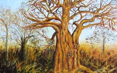 Eulogy of Trees