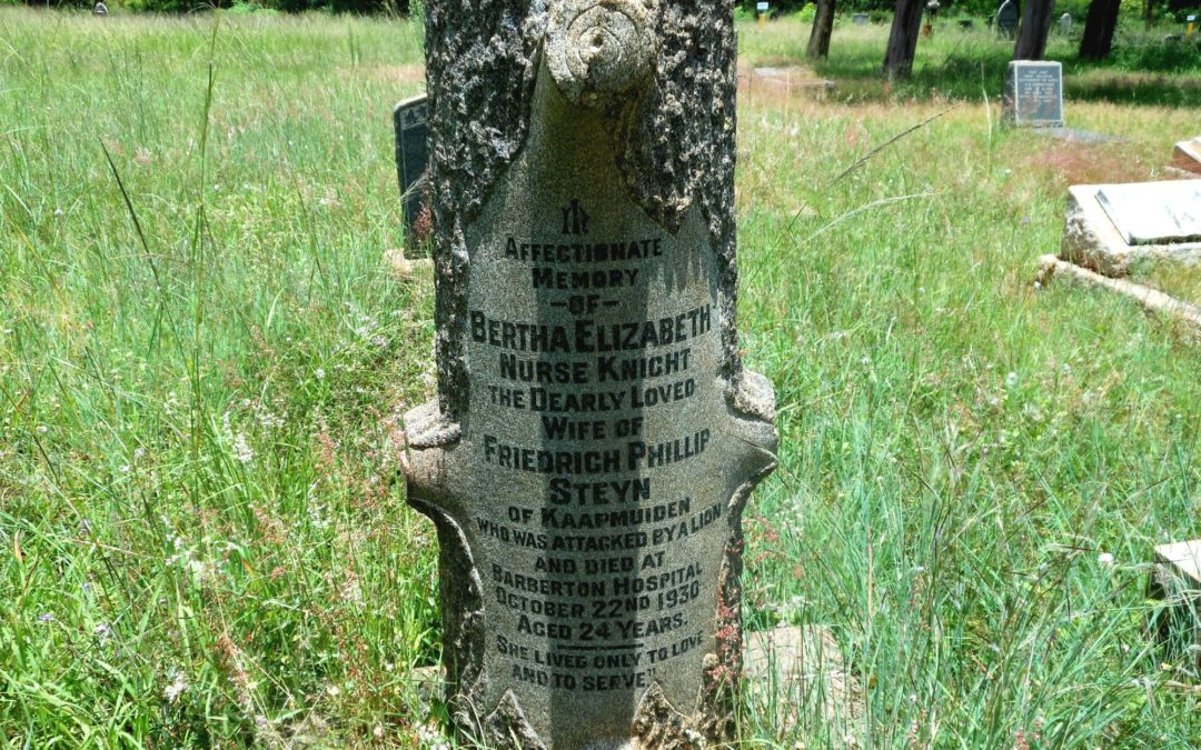 The Tombstone