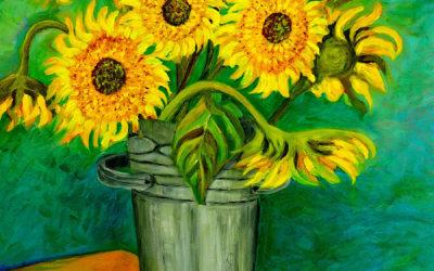 Shine Sunflower, Shine